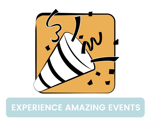 experience amazing events